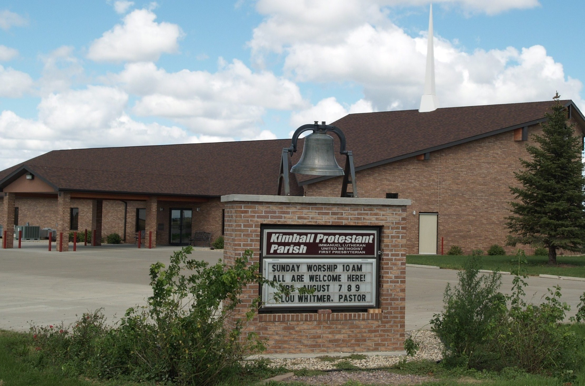 Kimball Protestant Parish in Kimball, S.D.